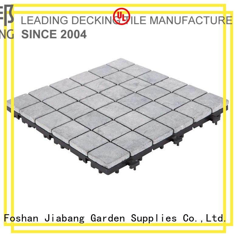JIABANG Brand front playground travertine deck tiles tile natural factory