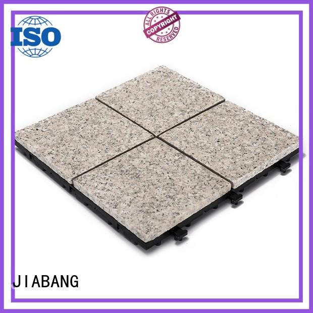 granite deck tiles durable from top manufacturer for porch construction