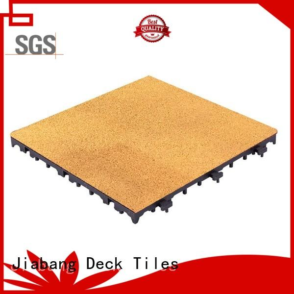 JIABANG hot-sale rubber playground tiles cheapest factory price at discount