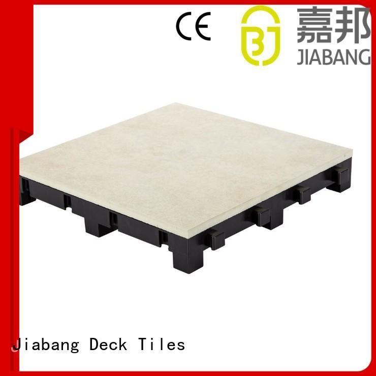 building patio ceramic 5cm tiles JIABANG
