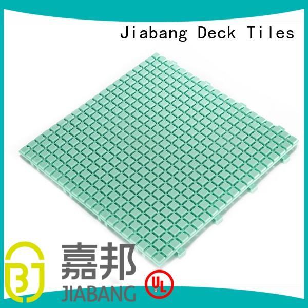pink tiles white JIABANG Brand non slip bathroom tiles