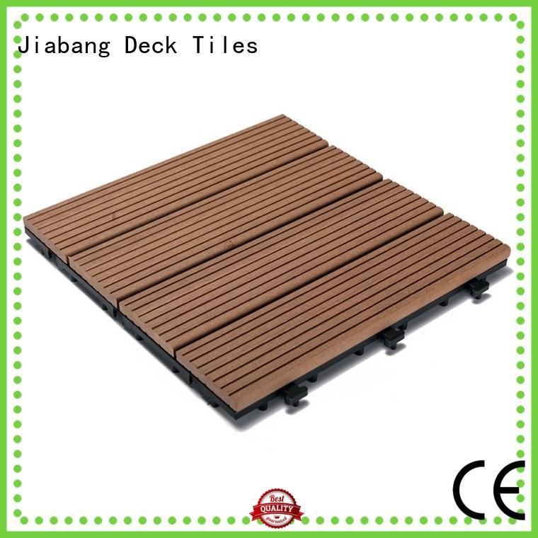 JIABANG light-weight composite deck tiles at discount