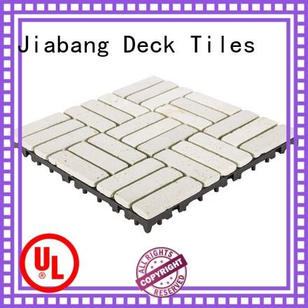 JIABANG natural travertine tile for sale high-quality for garden decoration