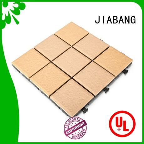 flooring indoor outdoor porcelain tile wholesale gazebo construction JIABANG