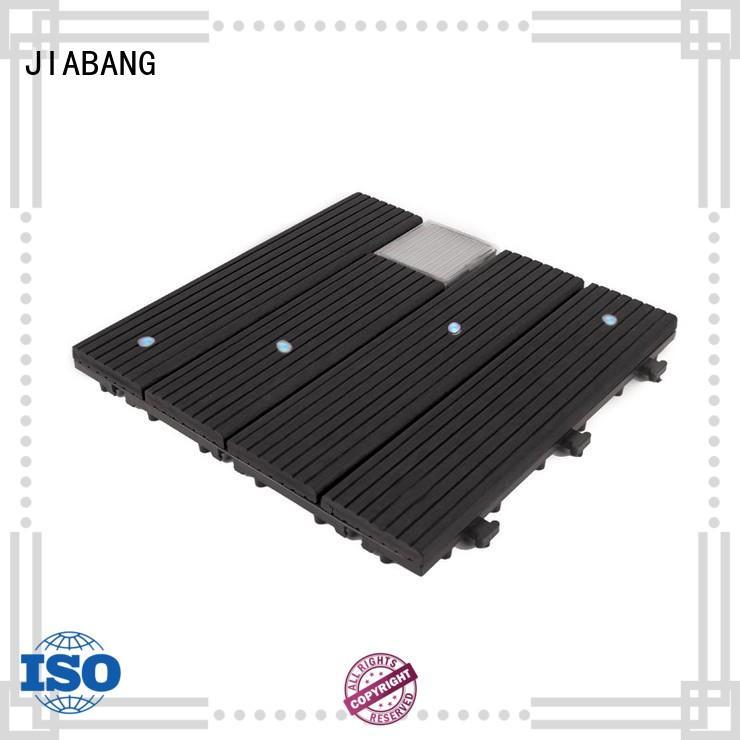 JIABANG patio deck tiles ground