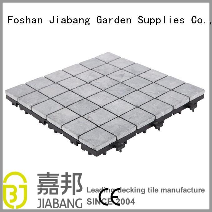 outdoor travertine floor tile at discount for garden decoration