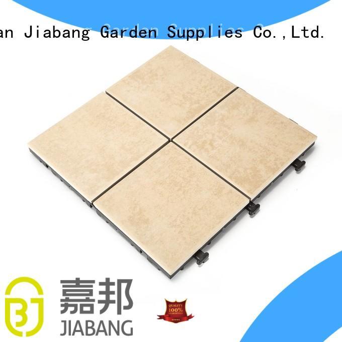 weather resistant non slip porcelain floor tiles anti-sliding for hotel