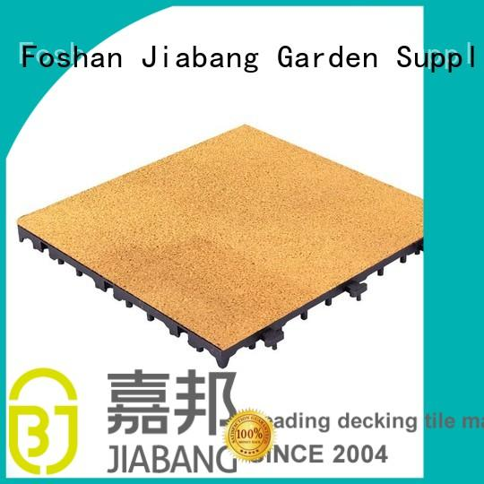 JIABANG popular outdoor playground mats cheapest factory price at discount