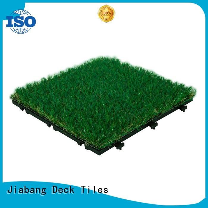 JIABANG wholesale grass floor tiles on-sale balcony construction