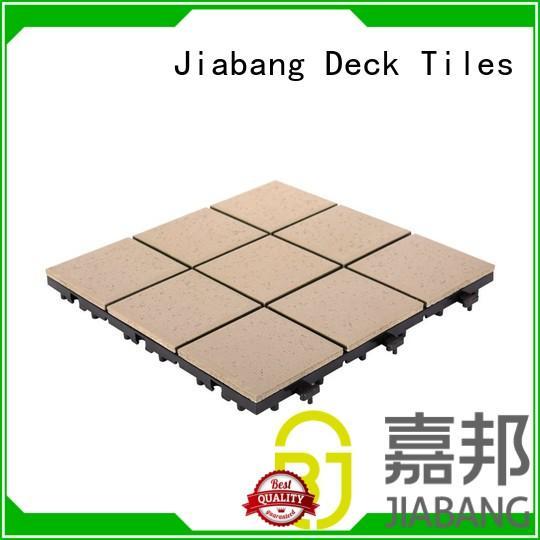 JIABANG hot-sale ceramic deck tiles stow for patio