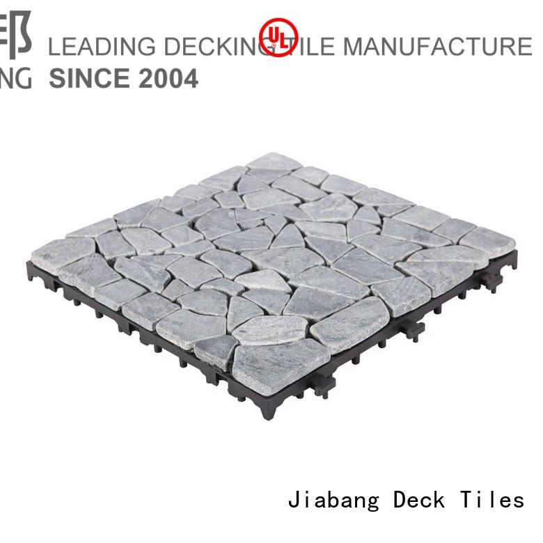 JIABANG outdoor silver travertine tile high-quality for garden decoration