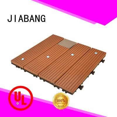 JIABANG led balcony deck tiles garden lamp