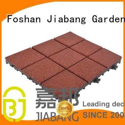 JIABANG hot-sale rubber mat tiles low-cost at discount