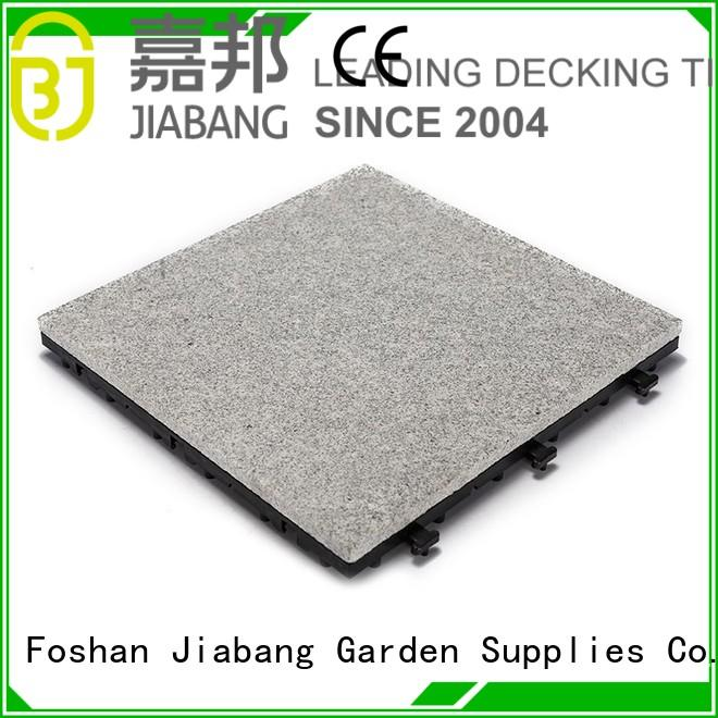 JIABANG high-quality granite deck tiles durable for wholesale