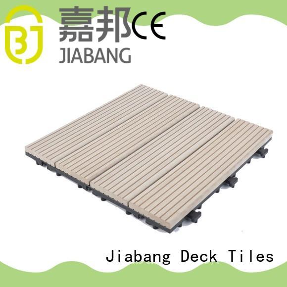 composite patio tiles outdoor JIABANG