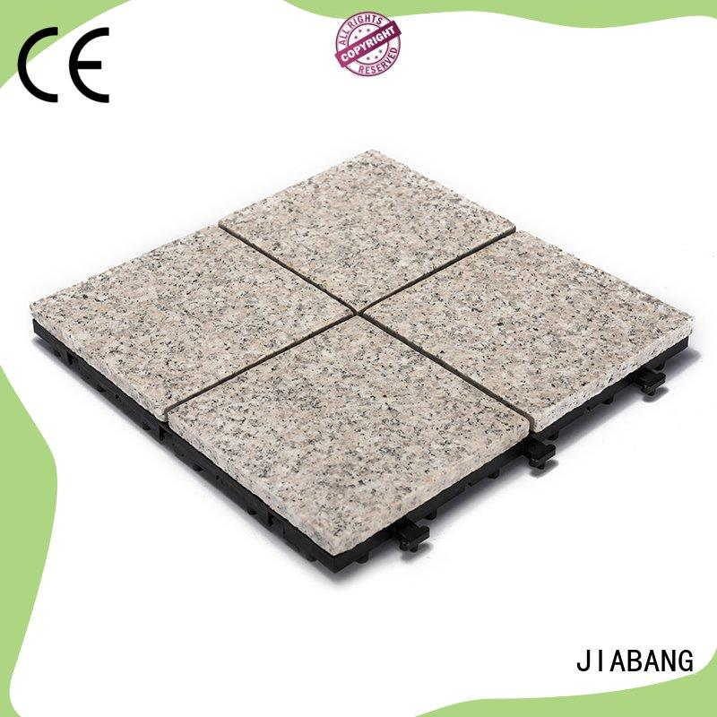 JIABANG high-quality granite flooring outdoor low-cost for porch construction
