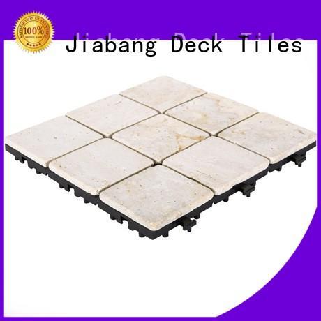 JIABANG diy travertine pavers pool deck wholesale for garden decoration