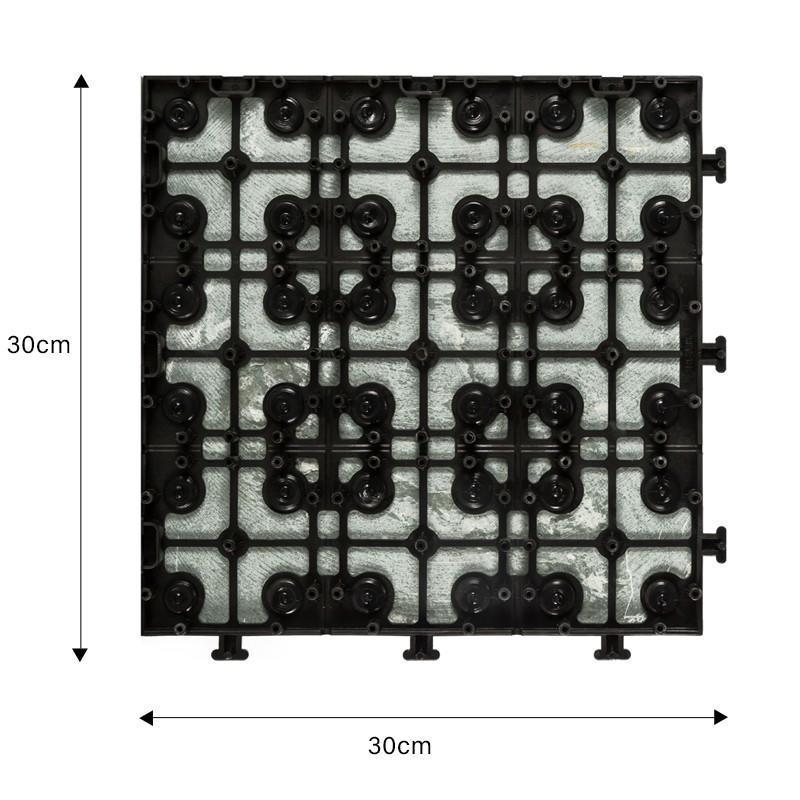 Outdoor natural interlocking slate stone tile online JBT003-2