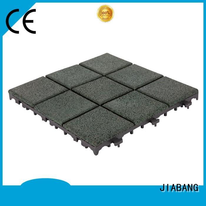 JIABANG flooring interlocking rubber mats light weight at discount