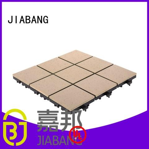 exterior outdoor porcelain floor tile at discount for patio JIABANG