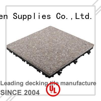 JIABANG Brand granite granite deck tiles diy factory