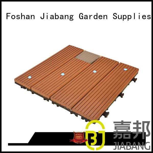 high-quality patio deck tiles led garden lamp