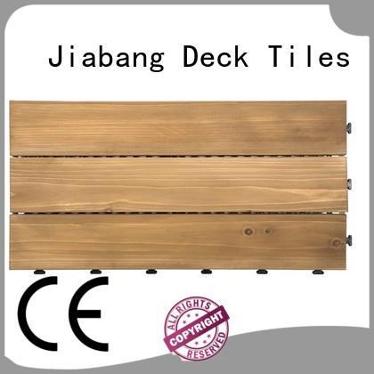 interlocking wood deck panels natural wooddeck wooden floor