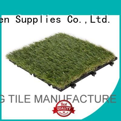 JIABANG Brand garden grass antibacterial custom outdoor grass tiles