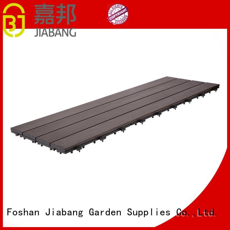 JIABANG high-quality aluminum deck board light-weight for wholesale