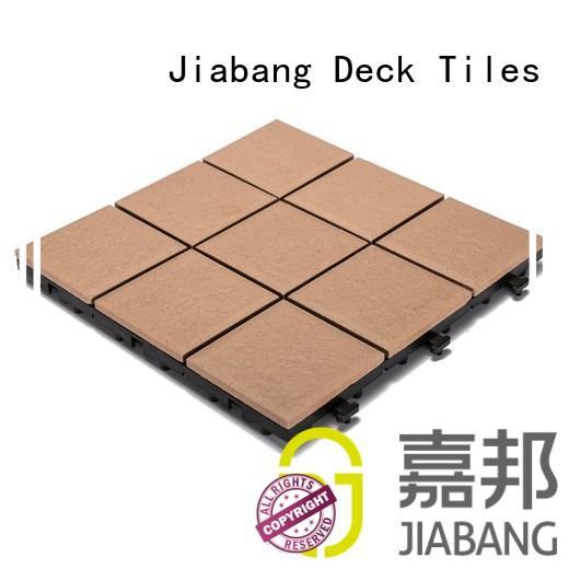 JIABANG OEM porcelain patio tiles custom size gazebo construction