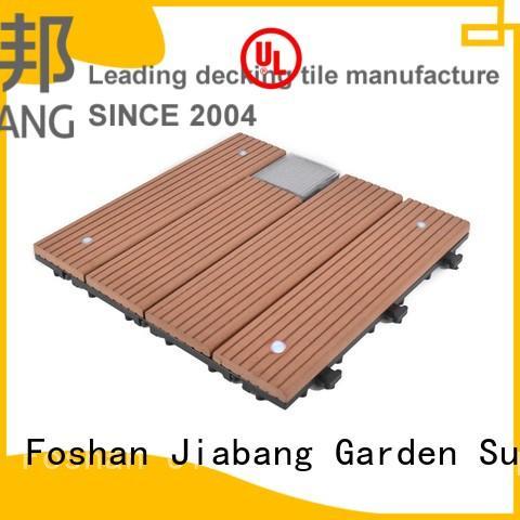 JIABANG Brand garden lamp solar light tiles