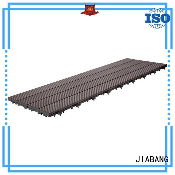 JIABANG high-quality aluminum deck board light-weight for customization