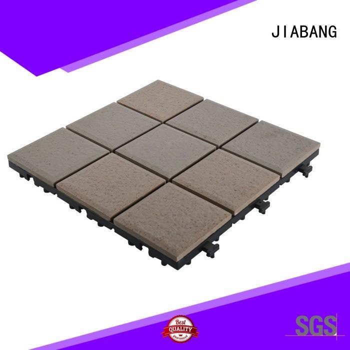 JIABANG wholesale porcelain patio tiles custom size gazebo construction