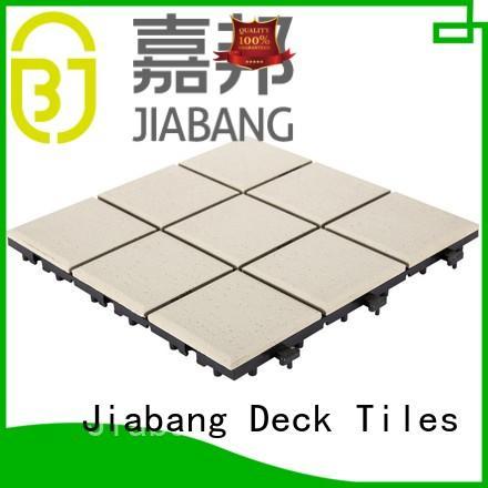 JIABANG wholesale porcelain deck boards at discount for garden