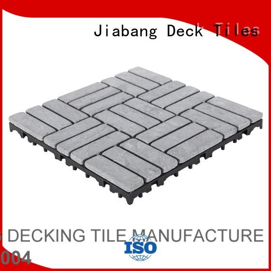 diy outdoor travertine tile at discount for garden decoration JIABANG