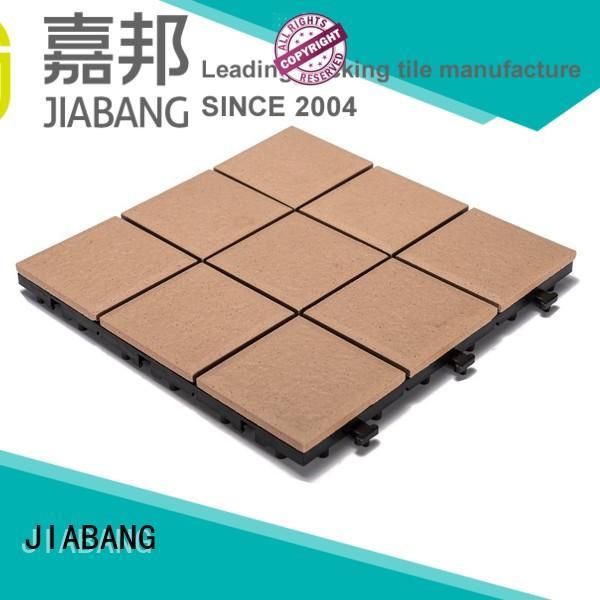 1.0cm ceramic outdoor patio deck floor tile JB5011