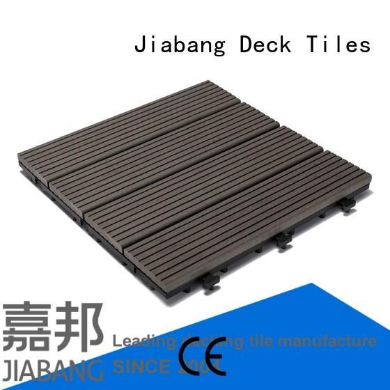 patio white composite deck tiles outdoor JIABANG Brand