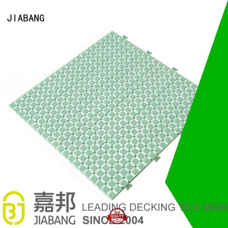 JIABANG hot-sale outdoor plastic patio tiles kitchen flooring