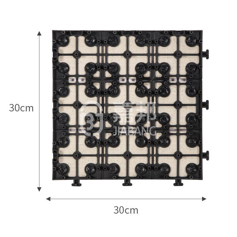 outdoor outdoor ceramic tile cheapest factory price for office JIABANG-2