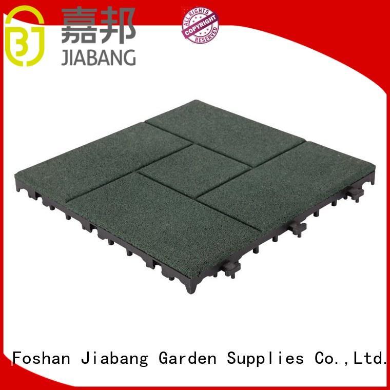 flooring deck soft composite interlocking rubber mats JIABANG
