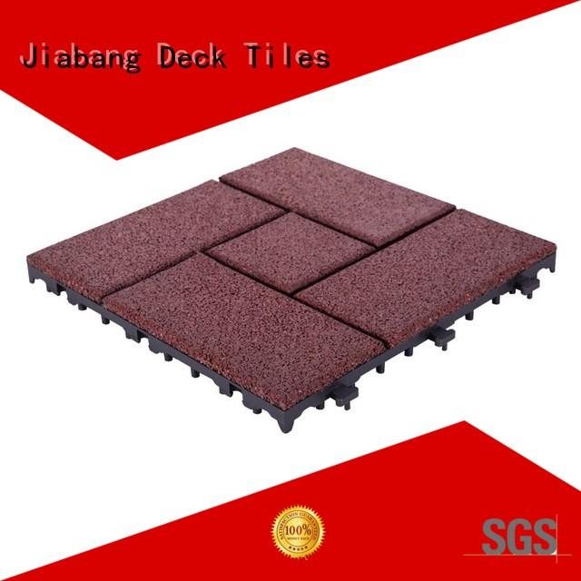 professional rubber gym flooring tiles composite light weight for wholesale