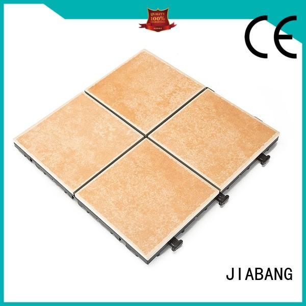 JIABANG durable non slip outdoor porcelain tile non-slip for hotel