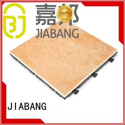 JIABANG outdoor frost proof porcelain tiles outdoor balcony decoration