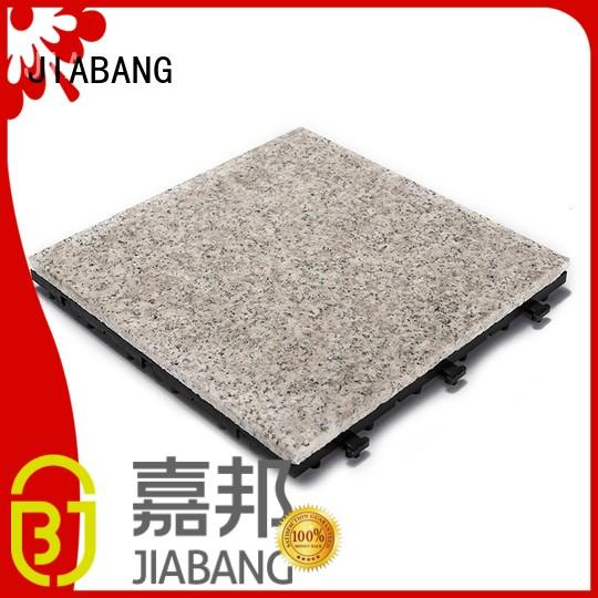 granite garden balcony 12x12 granite deck tiles JIABANG