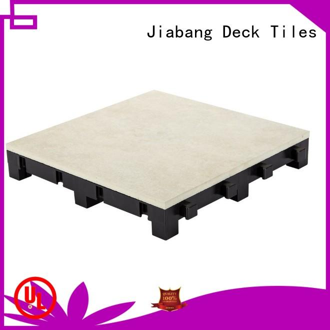 JIABANG top brand porcelain deck tiles